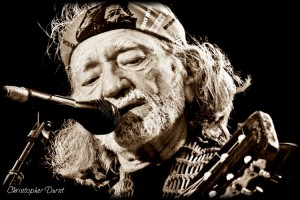 Willie Nelson: Photo by Christopher Durst